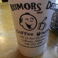 Photo taken at Rumors Deli by Ross G. on 12/28/2013