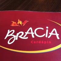 Photo taken at Bracia Parrilla Restaurante e Choperia by Dennis L. on 12/9/2012