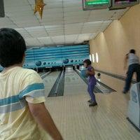 Photo taken at Bowling Antofagasta Shopping by Carolina P. on 2/3/2013