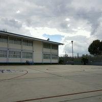 Photo taken at Escuela Normal Superior De Michoacan by Vladimiro G. on 11/17/2016