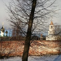 "Photo taken at санаторий ""Солотча"" by Lahmita on 3/22/2015"