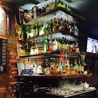 Снимок сделан в The Wall Bar пользователем Никитина 1/6/2016