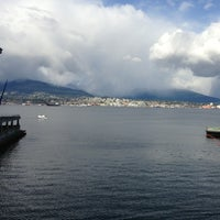 Photo taken at Coal Harbour Cafe by Kholoud A. on 3/23/2013
