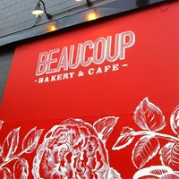 Photo taken at Beaucoup Bakery by nneale on 12/23/2012