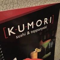 Photo taken at Kumori Sushi & Teppanyaki by Paul C. on 10/1/2016