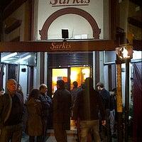 Photo taken at Sarkis by Italo D. on 7/6/2013