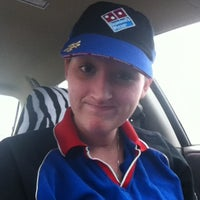 Photo taken at Domino's Pizza by LenaMarie C. on 2/7/2013