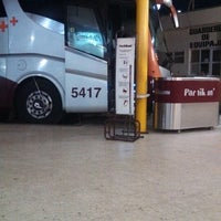 Photo taken at Central De Autobuses by Beto P. on 7/30/2013