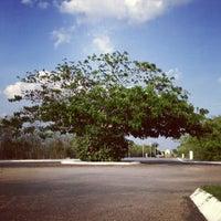 Photo taken at Residencial Xcanatun by Ruben S. on 5/17/2013