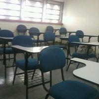 Photo taken at Facthus - Faculdade Talentos Humanos by Gabriella G. on 11/29/2012