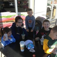 Photo taken at Starbucks by Mike T. on 1/21/2013