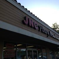 Photo taken at JNC Pinoy Foodmart Inc by Jay S. on 6/19/2013