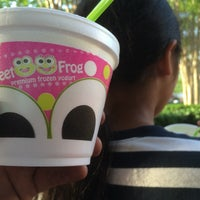 Photo taken at Sweet Frog by Jay S. on 6/7/2014
