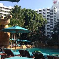 Photo taken at AVANI Pattaya Resort & Spa by OBOLEVSKAYA on 3/13/2013