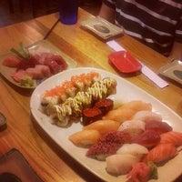 Photo taken at Oishii Japanese Restaurant & Sushi Bar by Bethany W. on 5/19/2013