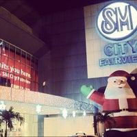 Photo taken at SM City Fairview by 💋sasah 🍃 O. on 11/24/2012