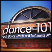Photo taken at Dance 101 by Erick U. on 3/10/2013