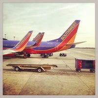 Photo taken at Baltimore/Washington International Thurgood Marshall Airport (BWI) by Erick U. on 3/15/2013