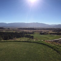 Photo taken at Four Mile Ranch Golf Club by Erick U. on 11/7/2014