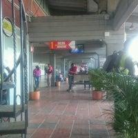 Photo taken at Terminal de transportes by Astrid J R. on 1/4/2017