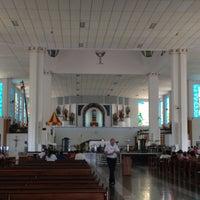 Photo taken at Santuário Basílica do Divino Pai Eterno by Muahmed M. on 12/8/2012