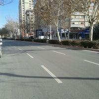 Photo taken at Kerkük Caddesi by Ziya K. on 2/3/2013