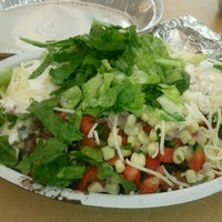 Photo taken at Chipotle Mexican Grill by Stena G. on 9/17/2013