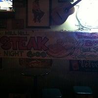 Photo taken at Bloom's Mill Hill Saloon by Ken on 1/16/2013