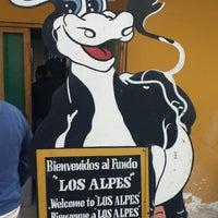 Photo taken at Fundo Los Alpes by Manuel O. on 3/3/2014