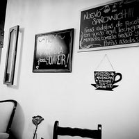 Photo taken at Monsieur Voltaire by Ricardo M. on 7/2/2015
