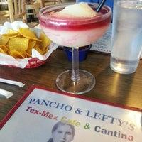 Photo taken at Pancho & Lefty's by Teresa H. on 5/4/2013