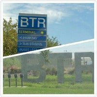 Photo taken at Baton Rouge Metropolitan Airport (BTR) by Jay on 10/8/2012