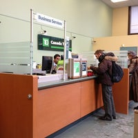 Photo taken at TD Canada Trust by Tonya B. on 1/23/2013