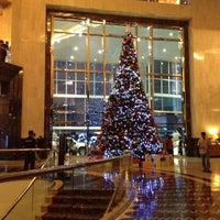 Photo taken at The Ritz-Carlton Jakarta Mega Kuningan by Jennifer K. on 12/15/2012