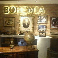 Photo taken at Cervejaria Bohemia by Diogo D. on 4/12/2013