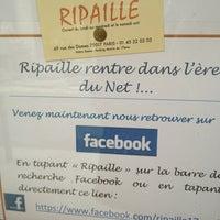 Das Foto wurde bei Ripaille von Guillaume d. am 3/28/2013 aufgenommen