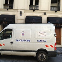 Photo taken at L'ARC Paris by Guillaume d. on 2/21/2013