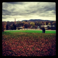 Photo taken at Smith College by lydia w. on 10/28/2012