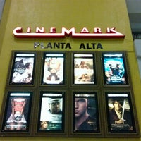 Photo taken at Cinemark by Miguel C. on 12/17/2012