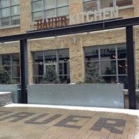 Photo taken at The Bauer Kitchen by Kravmagirl on 12/11/2012