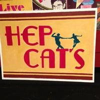 Photo taken at Hep Cat's by Kravmagirl on 12/1/2012