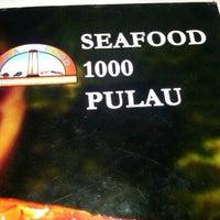Photo taken at Sea Food 1000 Pulau by idcaa x. on 1/27/2013