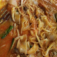 Photo taken at Bangi Char Kuey Teow by Juliza A. on 4/18/2013