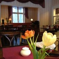 Photo taken at Restaurant Herzoglicher Wartesaal by Robert H. on 3/30/2013