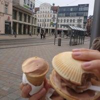 Photo taken at Marienplatz by Robert H. on 5/19/2013