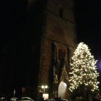 Das Foto wurde bei Marktkirche von Robert H. am 12/29/2012 aufgenommen