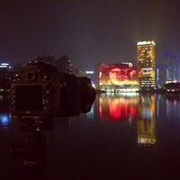Photo taken at 弘毅大酒店 Hongyi Hotel by 薛 京. on 10/16/2014