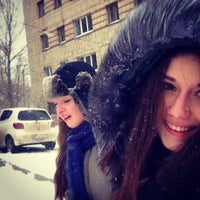 Photo taken at Школа и школьные окрестности by Nadya on 1/26/2013