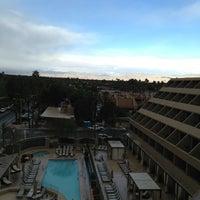 Photo taken at Hyatt Palm Springs by Steve s. on 2/8/2013