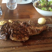 4/22/2013 tarihinde Beyzafziyaretçi tarafından Günaydın Steakhouse'de çekilen fotoğraf